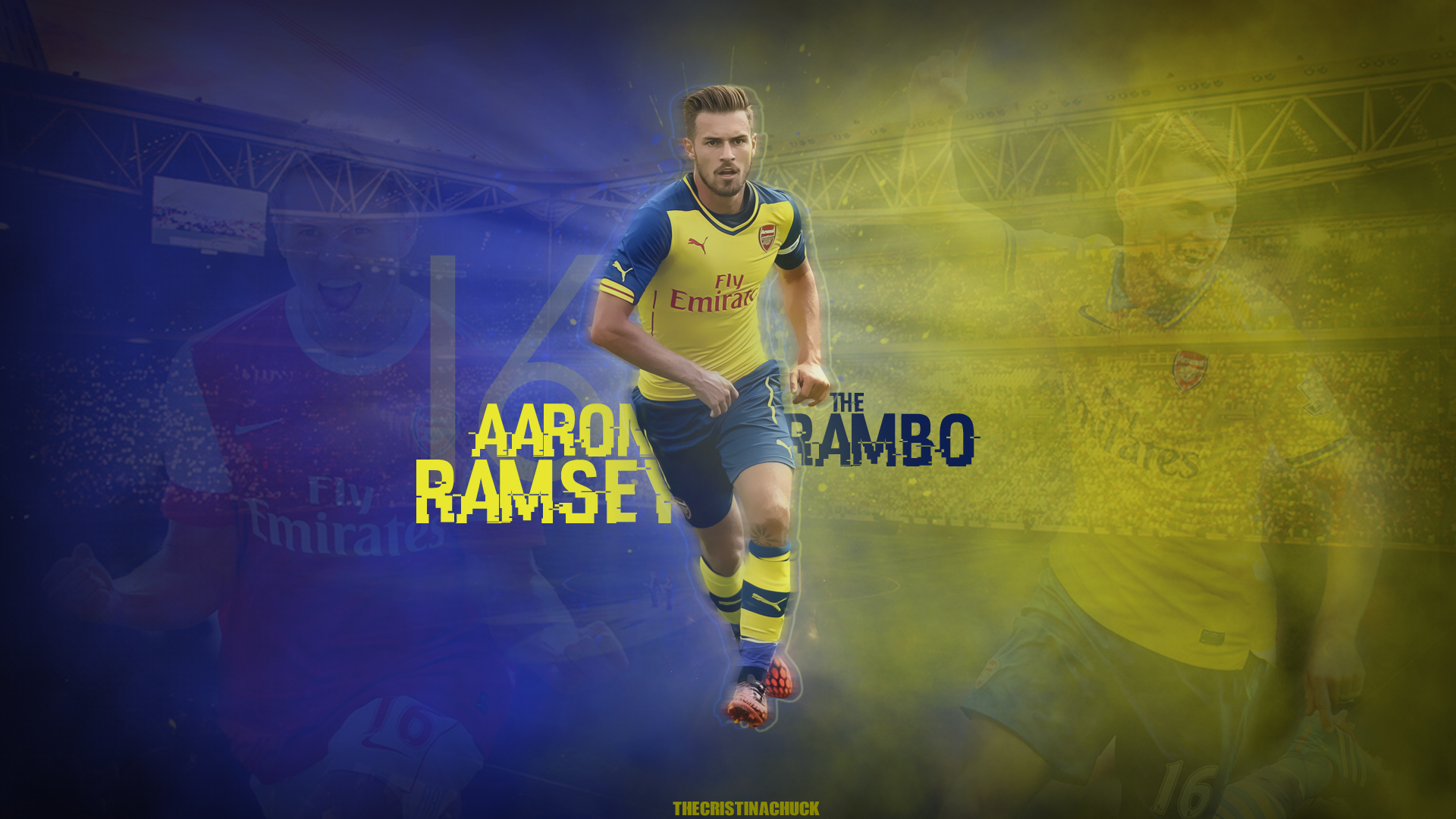 aaron-ramsey-wallpaper