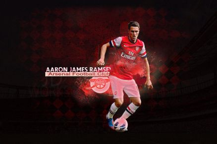 Pictures Of Aaron Ramsey