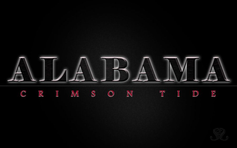 PC Alabama Crimson Tide Wallpapers