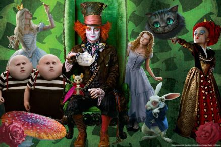 Pictures Of Alice Wonderland