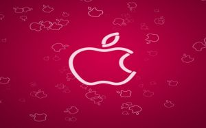 Apple Tab Wallpaper HD