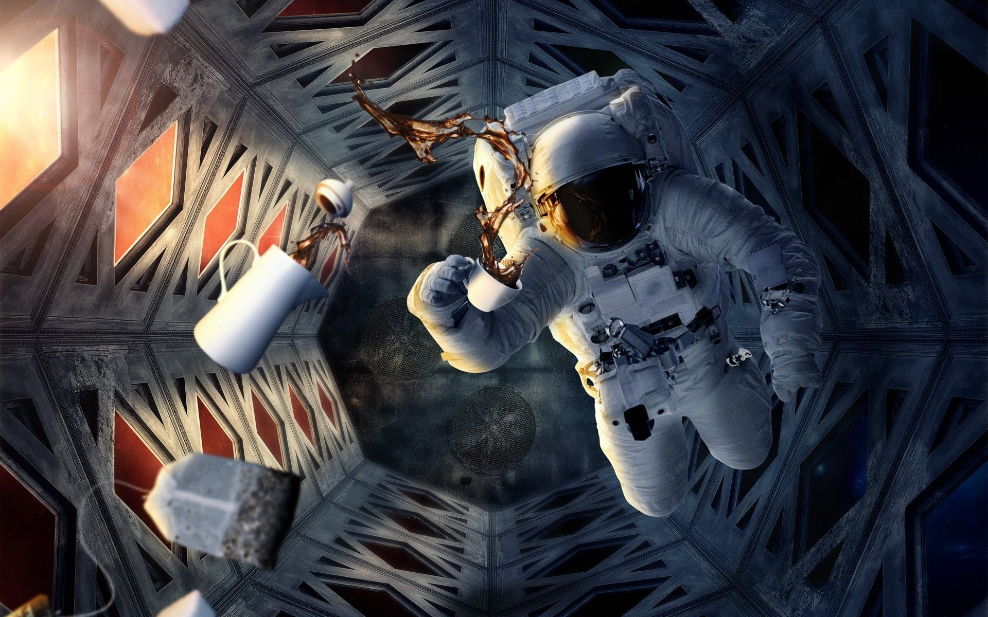 Awesome Astronaut Images Wallpapers Alessa Costelloe