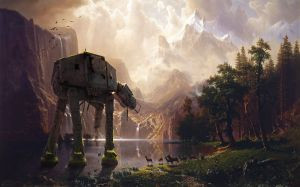 AT-AT Wallpapers