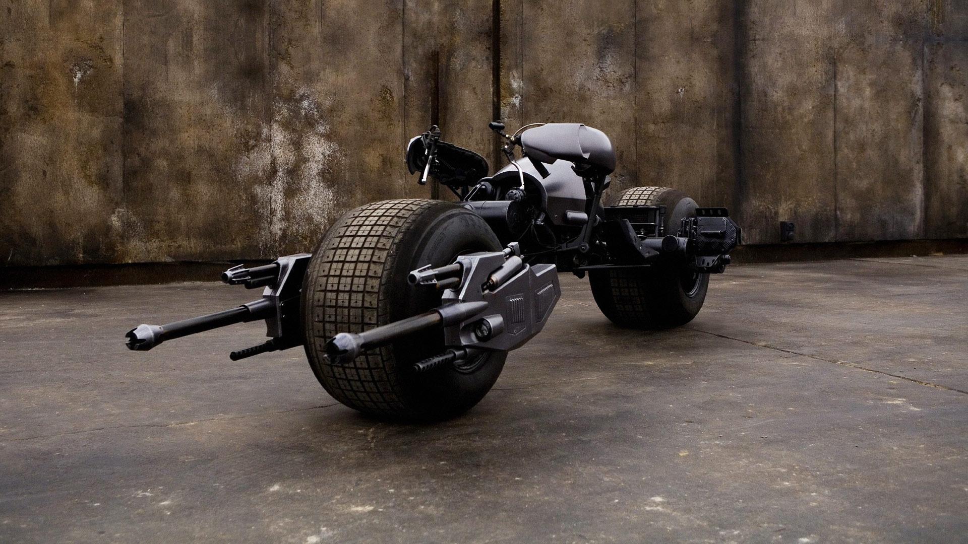 batman bike wallpaper