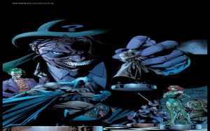 Batman Hush Photos