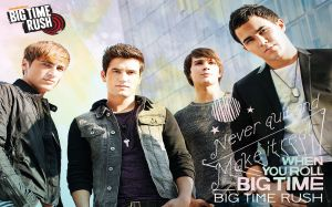 Big Time Rush Wallpaper