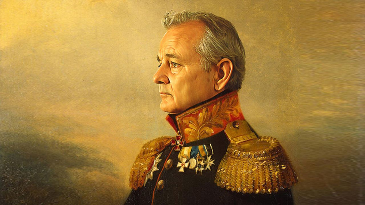 Image result for bill murray art