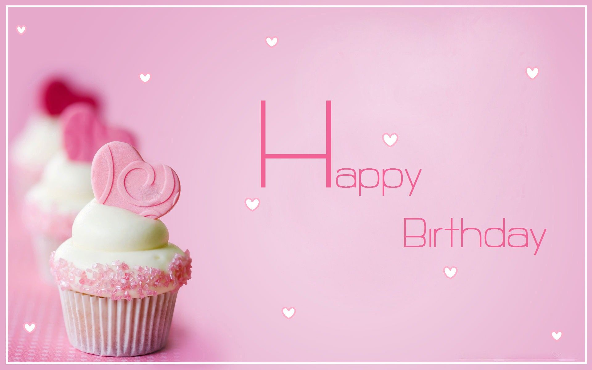 Поздравление для девушки с днем рождения романтическое