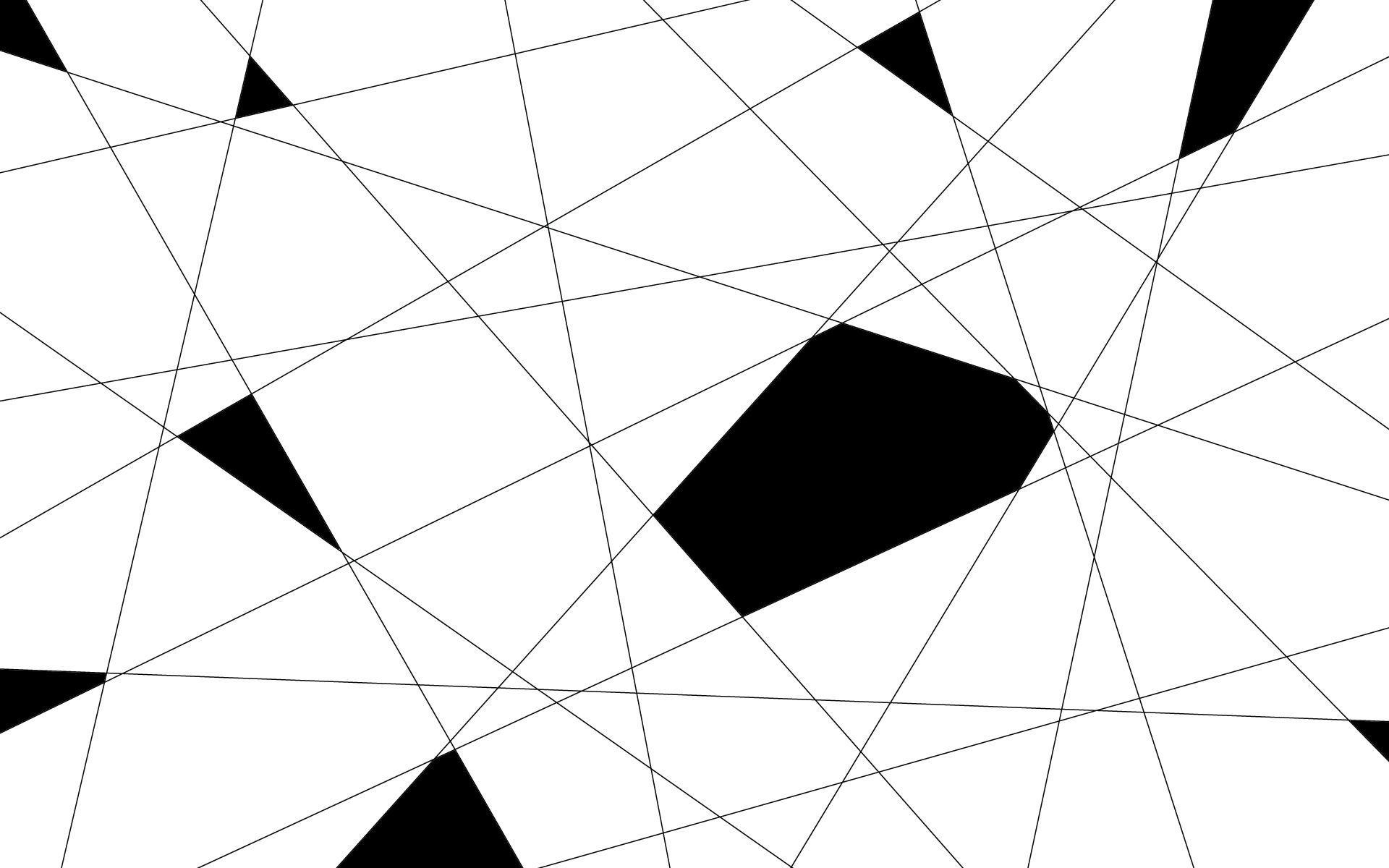black-geometric-wallpaper