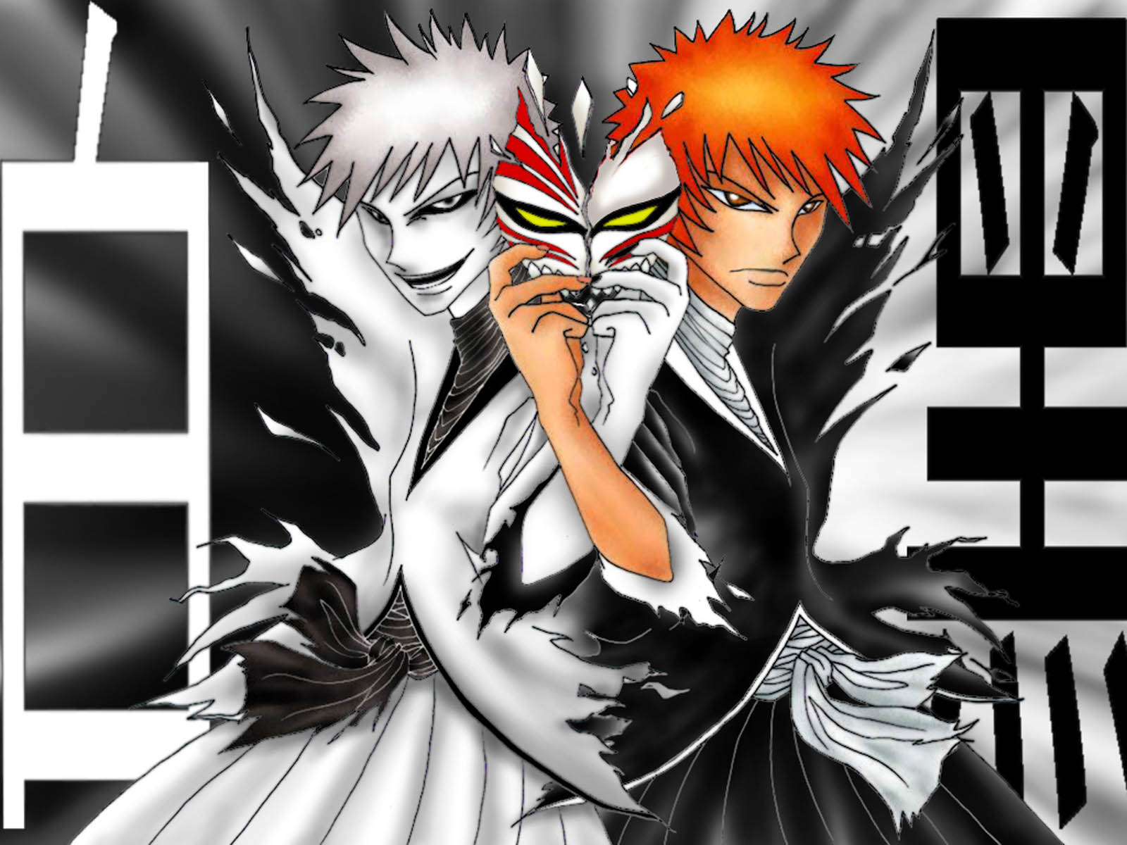 Anime <b>Wallpaper</b>: <b>Bleach</b> Widescreen <b>Wallpapers</b> Desktop Background ...