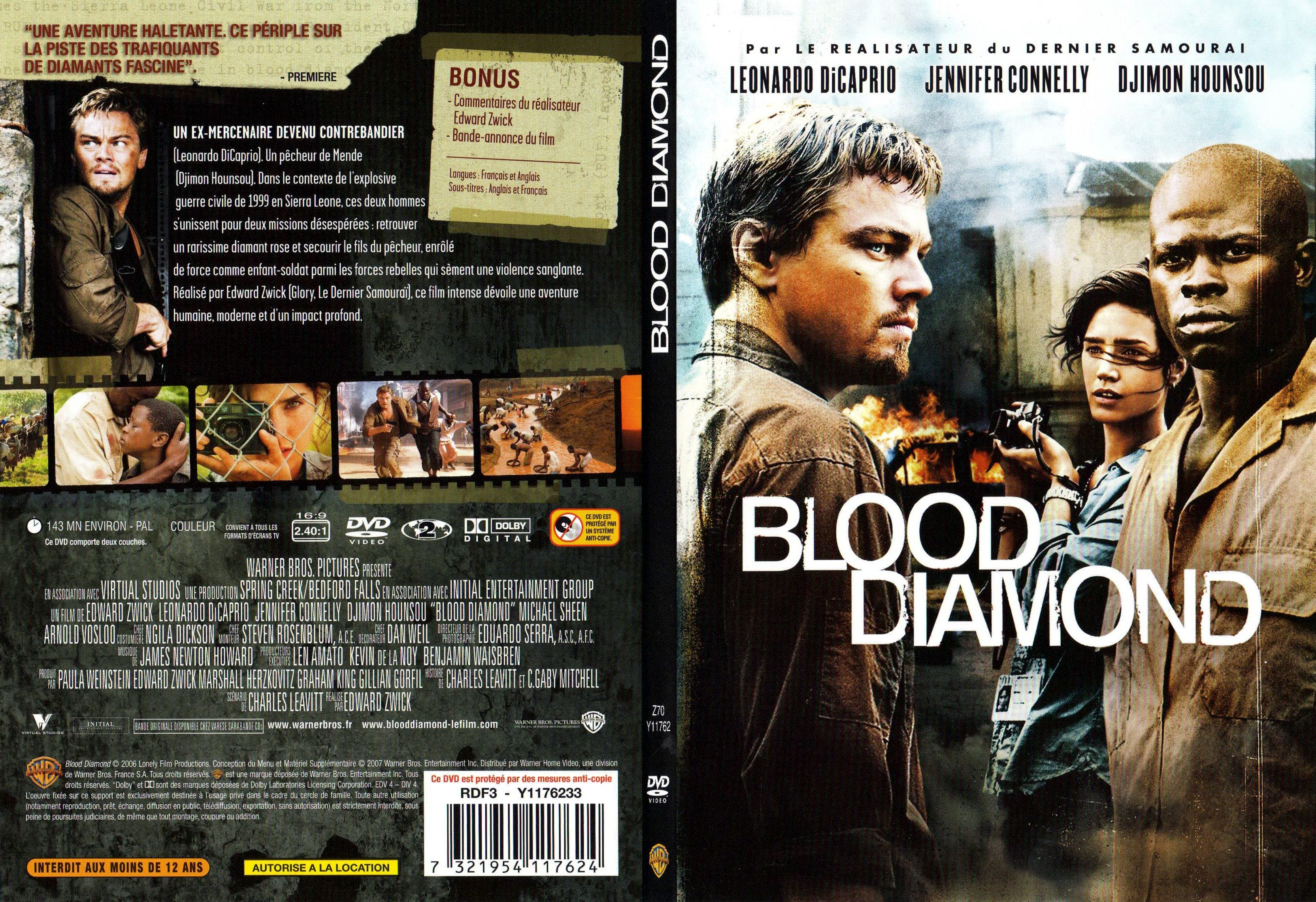 blood diamond thesis Blood diamonds essaysi recently watched a movie blood diamonds this movie takes place in sierra leone in 1999 during a bloody war this is a story of a poor mende farmer who gets caught up in a conflict between an american diamond smuggler and the syndicate that controls local diamond mining, pro.