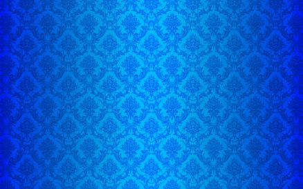 Blue Patterns Wallpaper HD