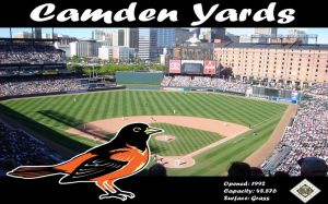 Camden Yards Photo
