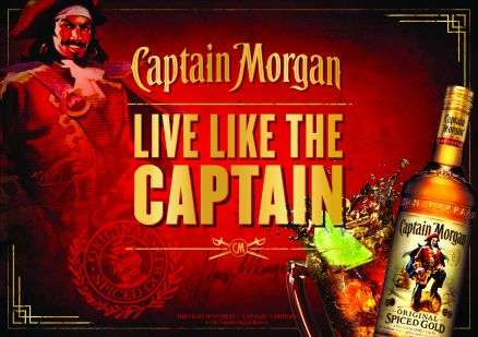 Captain Morgan Picture