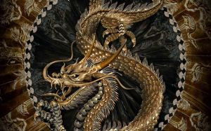 China Dragon Image
