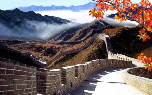 China Wall Images