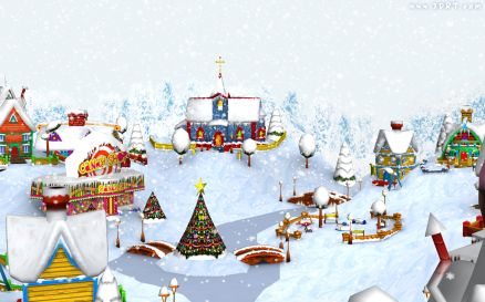 Images Of Christmas Village