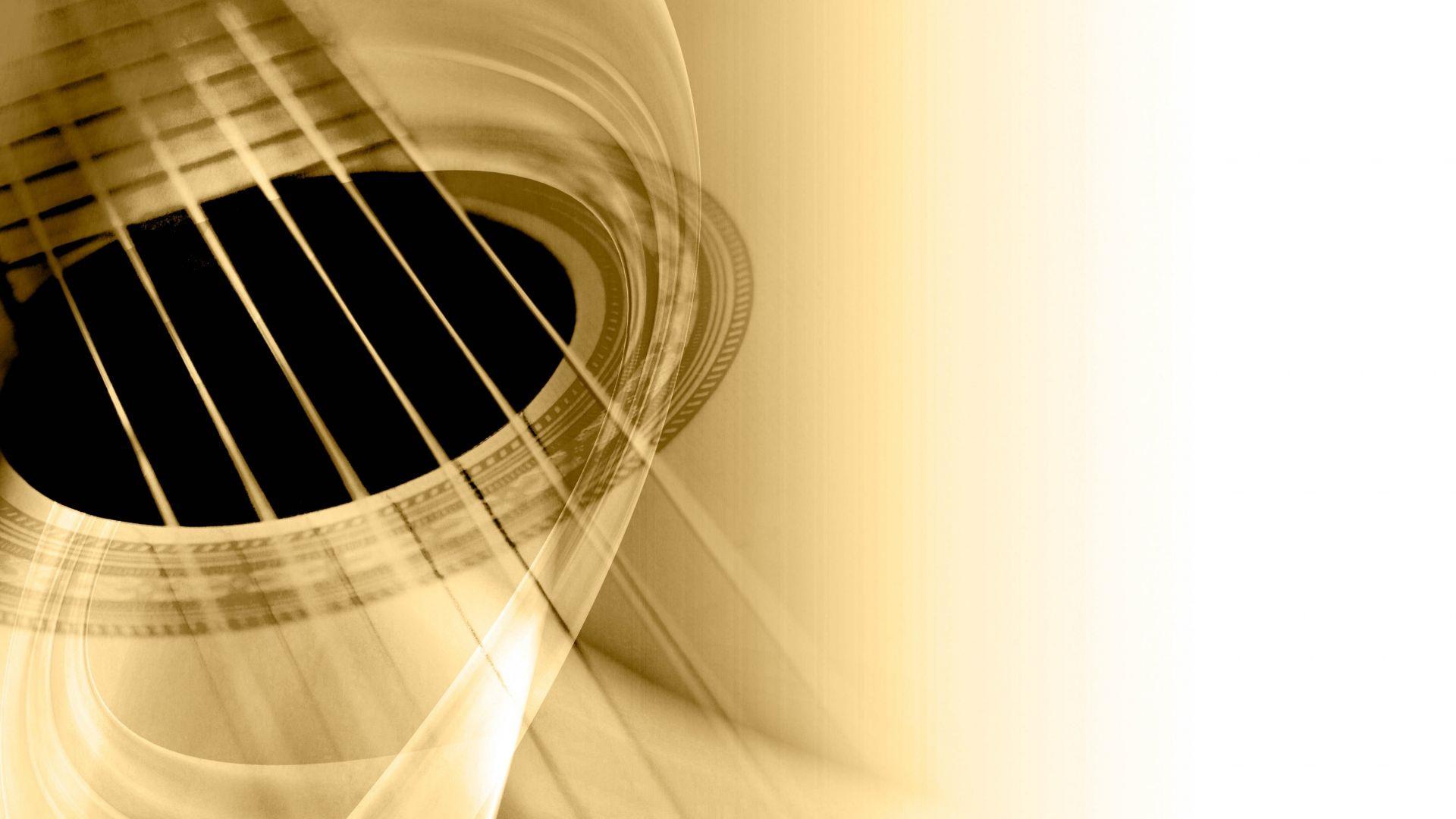 free fine classic guitar wallpaper