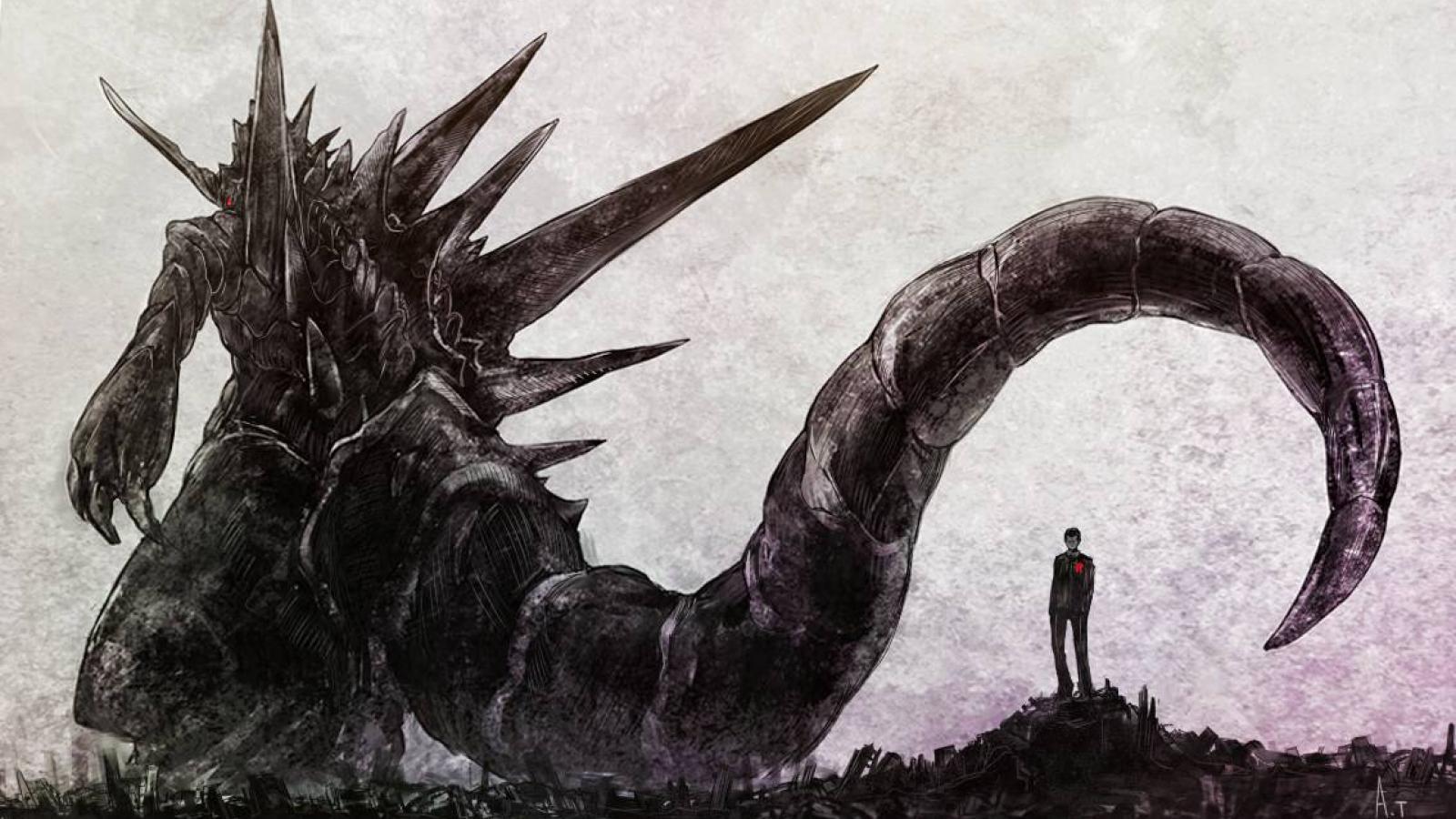 Godzilla 2014 HD desktop wallpaper : Fullscreen