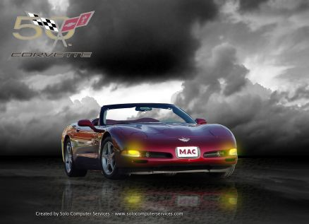 Corvette C6 Wallpapers