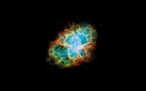 Crab Nebula Wallpaper