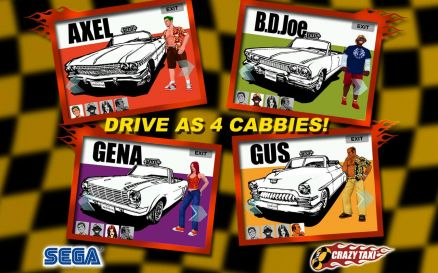 Images Of Crazy Taxi