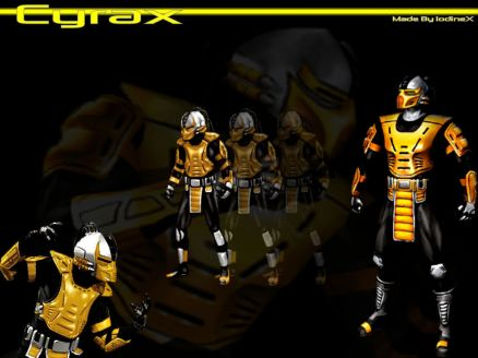 Pictures Of Cyrax
