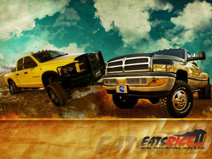 Dodge Cummins Wallpaper