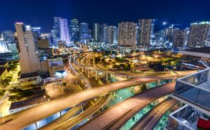 Downtown Miami Wallpaper