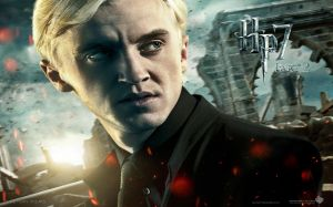 Draco Malfoy Wallpaper HD