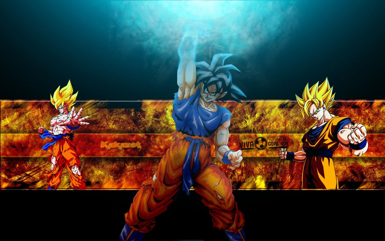 Creative Dragon Ball Z GT Pictures in 4K Ultra HD