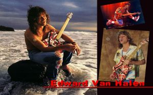 Pictures Of Eddie Van Halen