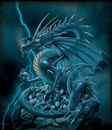 Images Of Evil Dragon
