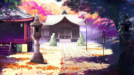 Fall Anime Wallpapers