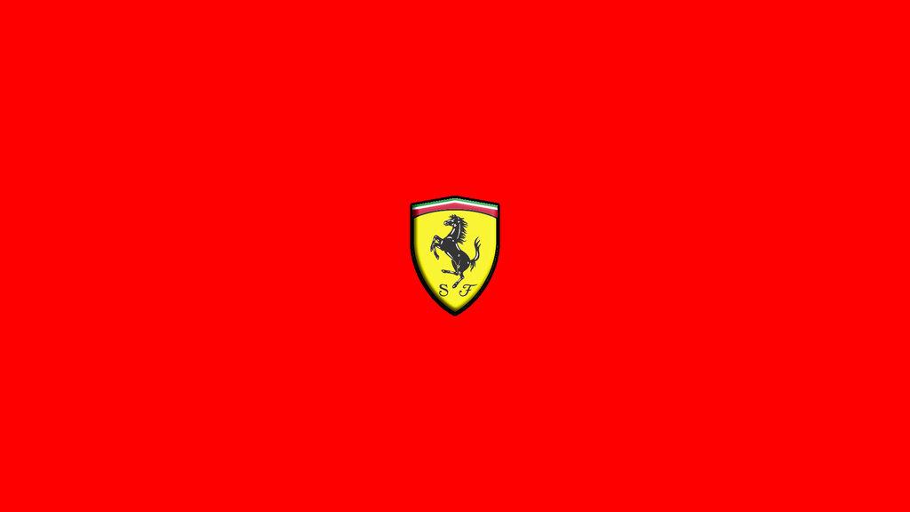 free adorable ferrari logo wallpaper 1024x576 0023 mb - Ferrari Logo Wallpaper Hd 1080p