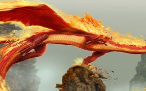 Fire Dragon Wallpapers