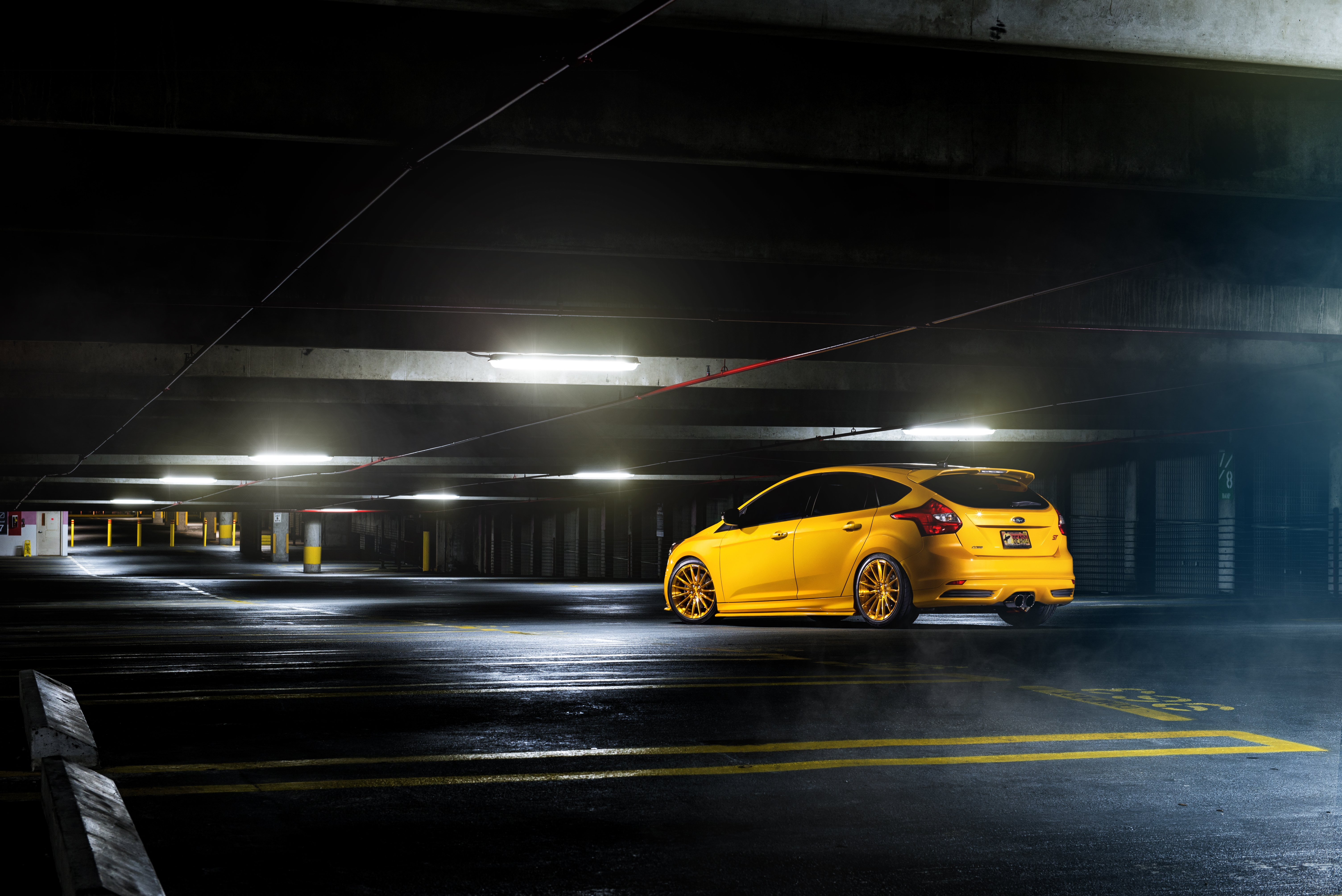 ford-focus-st-wallpaper