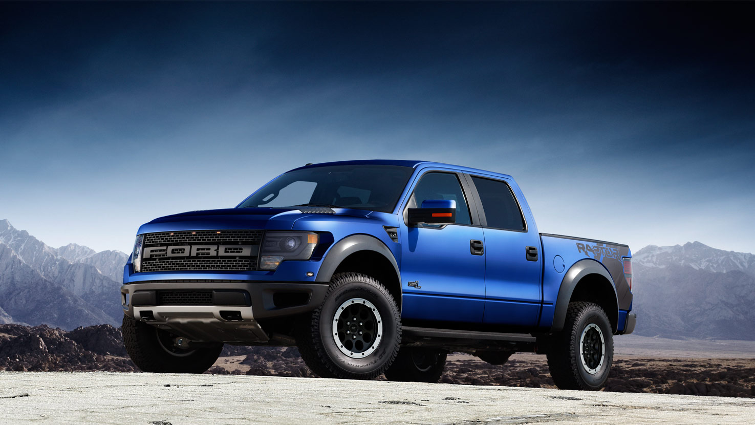 High Definition Ford Truck Wallpaper