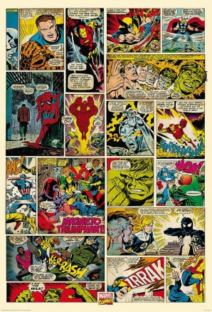 Comic Book Photos