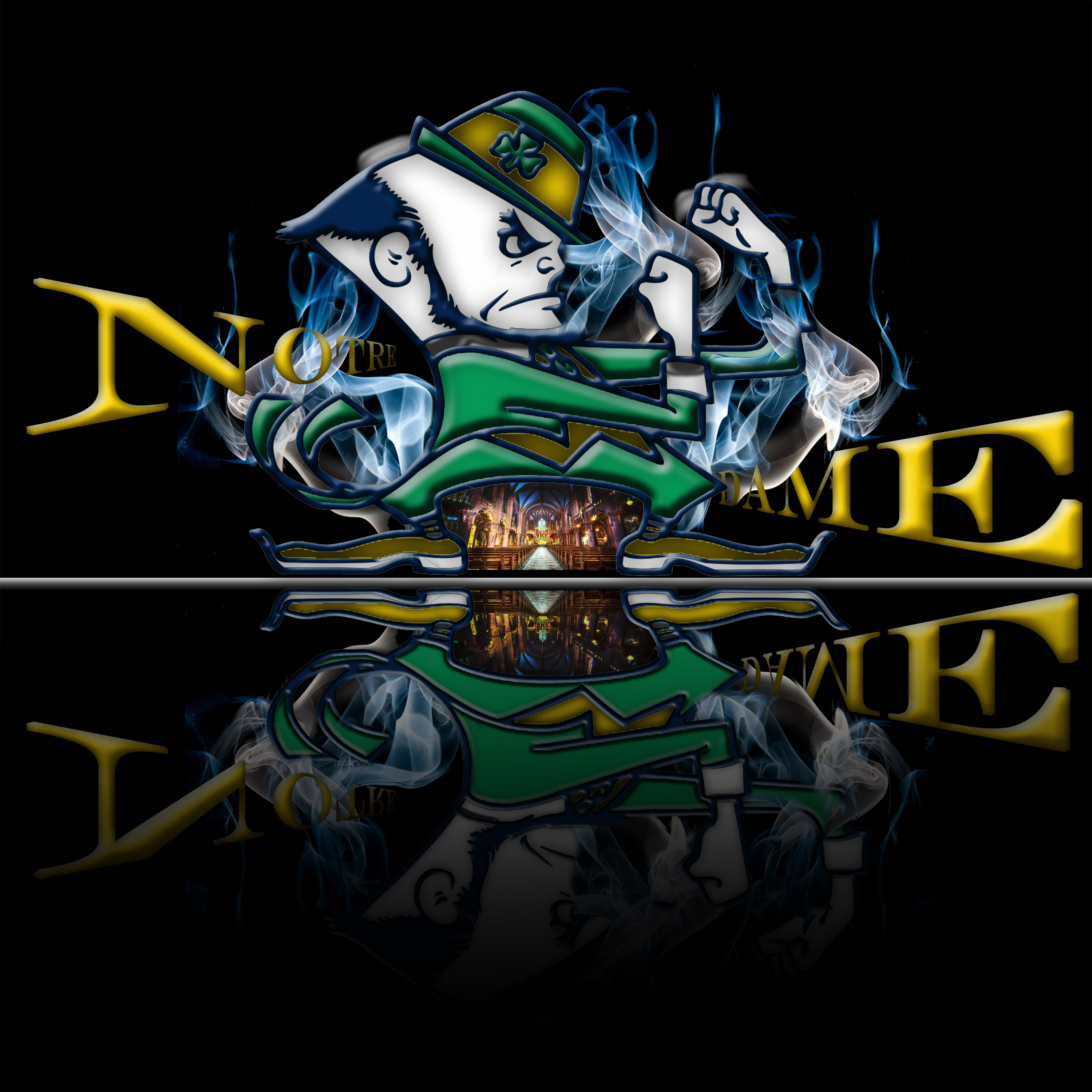 Widescreen Wallpapers of Notre Dame Cool