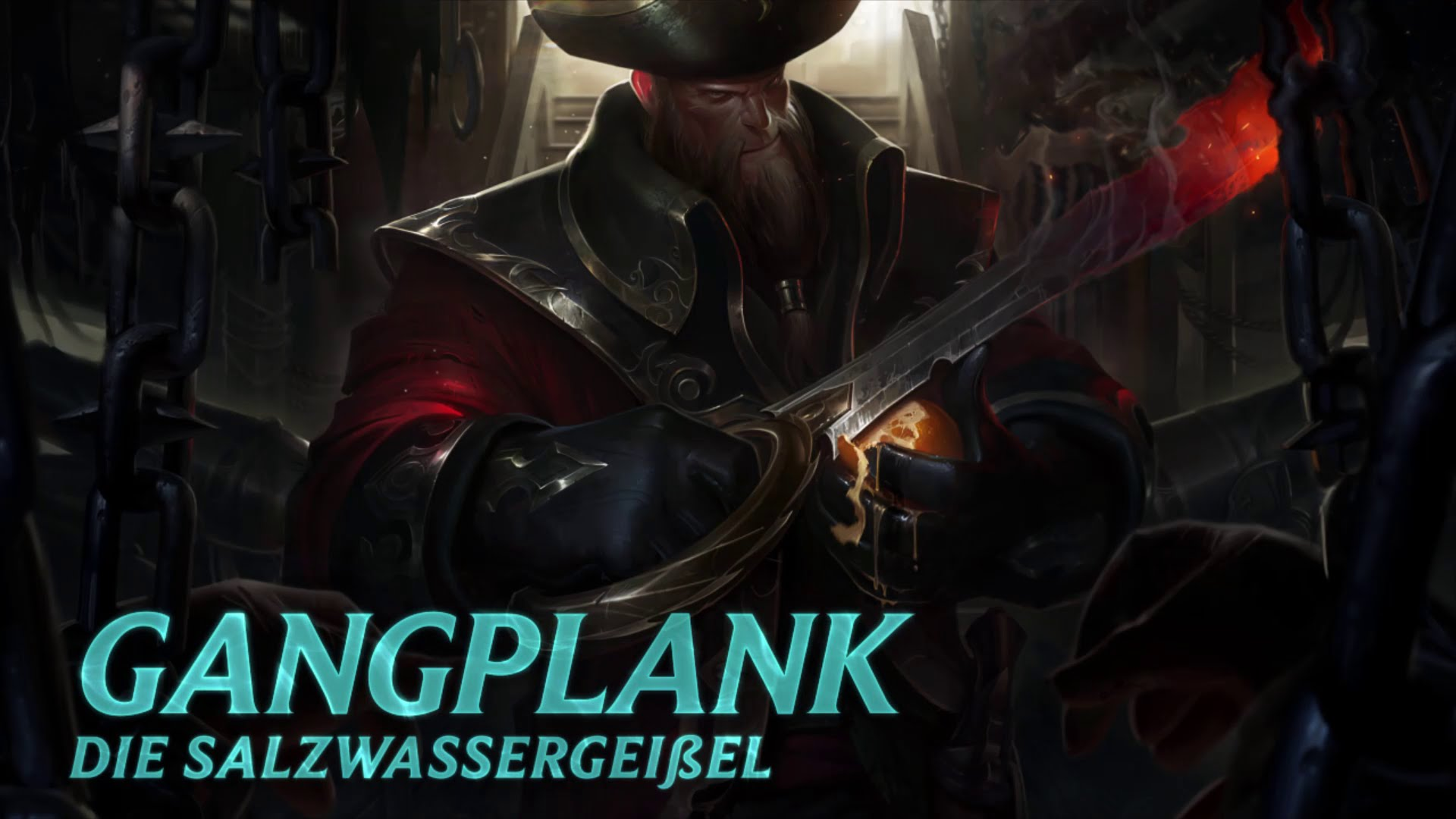 Download Wallpaper Gangplank, League of Legends (1920x1080). The ...