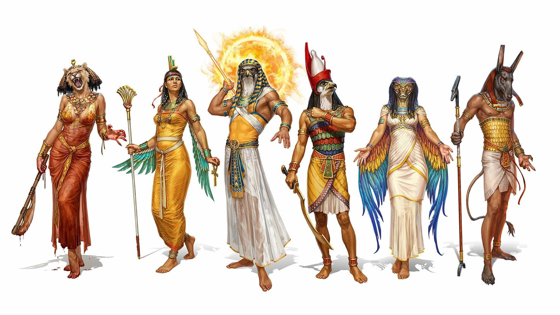 sibling rivalry in the bible egyptian mythology and the illiad The bible: genesis 1 the letter to aristide tells the story how the egyptian king homer is credited with composing the iliad and the odyssey probably.