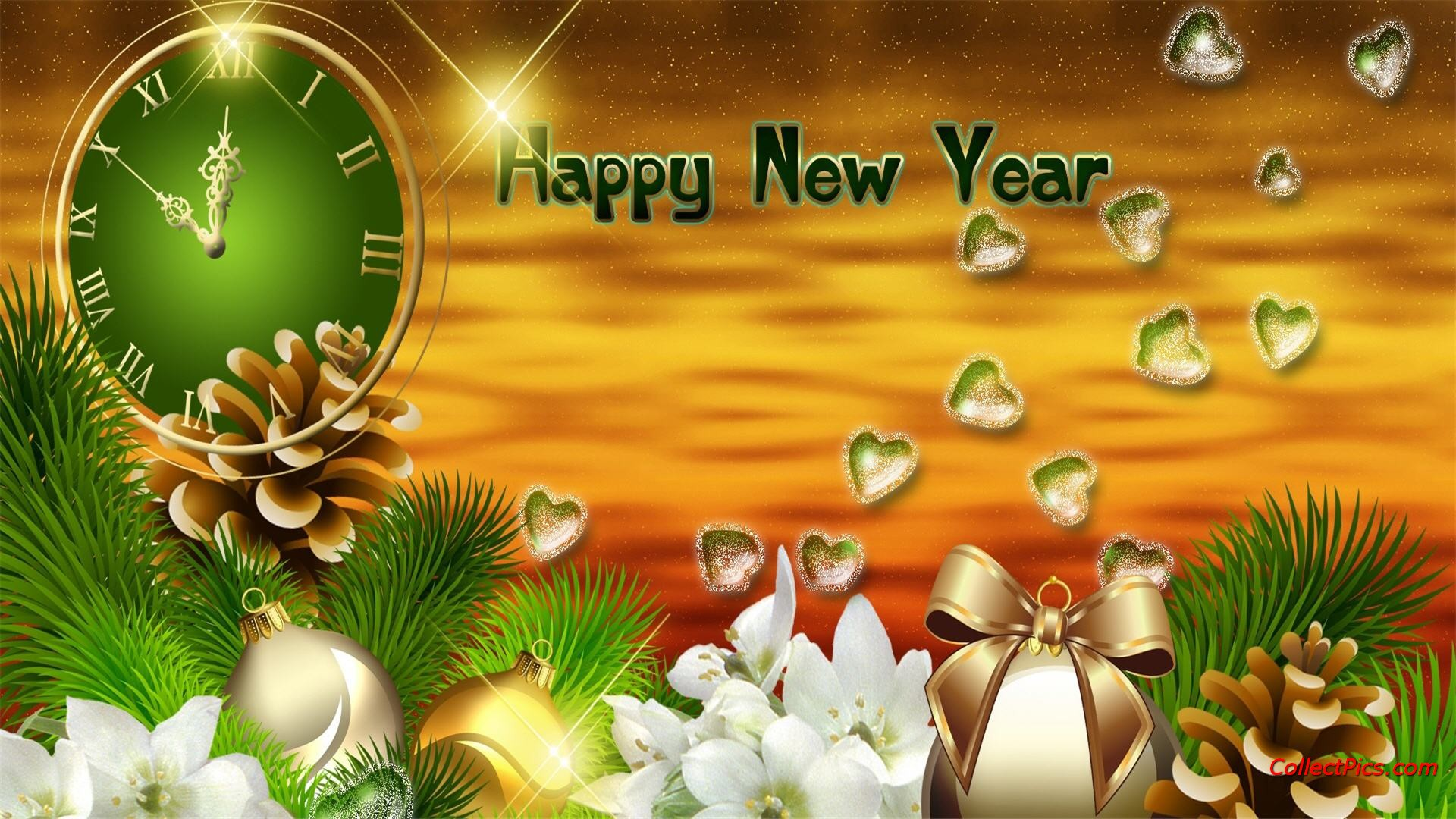 wallpaper new year screensavers