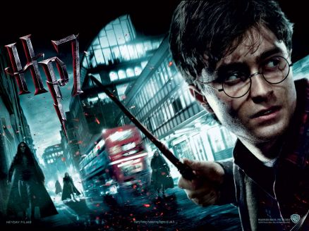 Harry Potter Movies Wallpaper HD