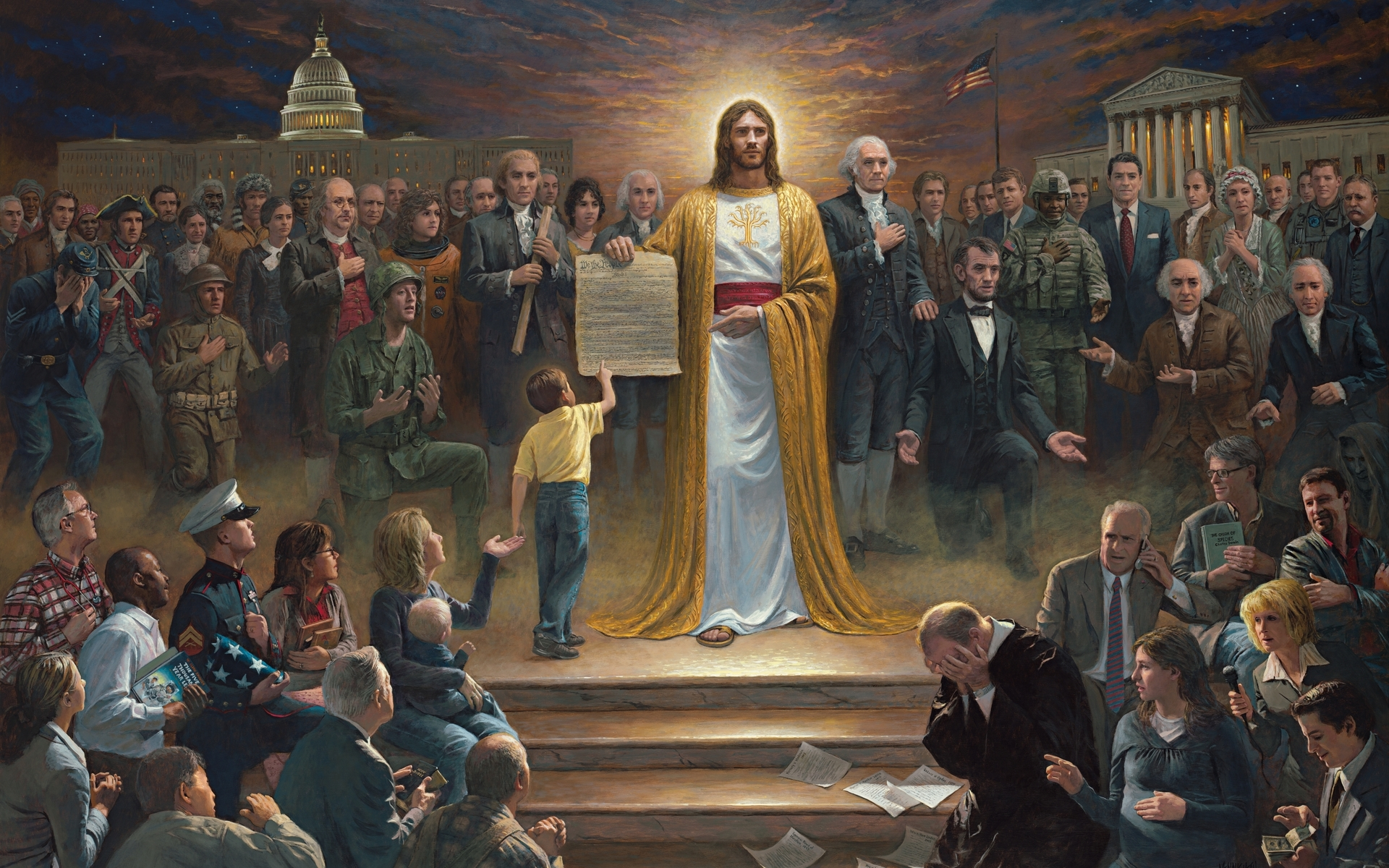 the threat of jesus christ to the political positions of the romans and jewish authorities As the jewish leaders reasoned, was a political one, not a spiritual one they did not seek to deal with jesus in any way prescribed by the old testament law.
