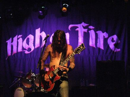 High On Fire Wallpaper