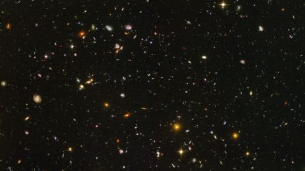 Images Of Hubble Ultra Deep Field