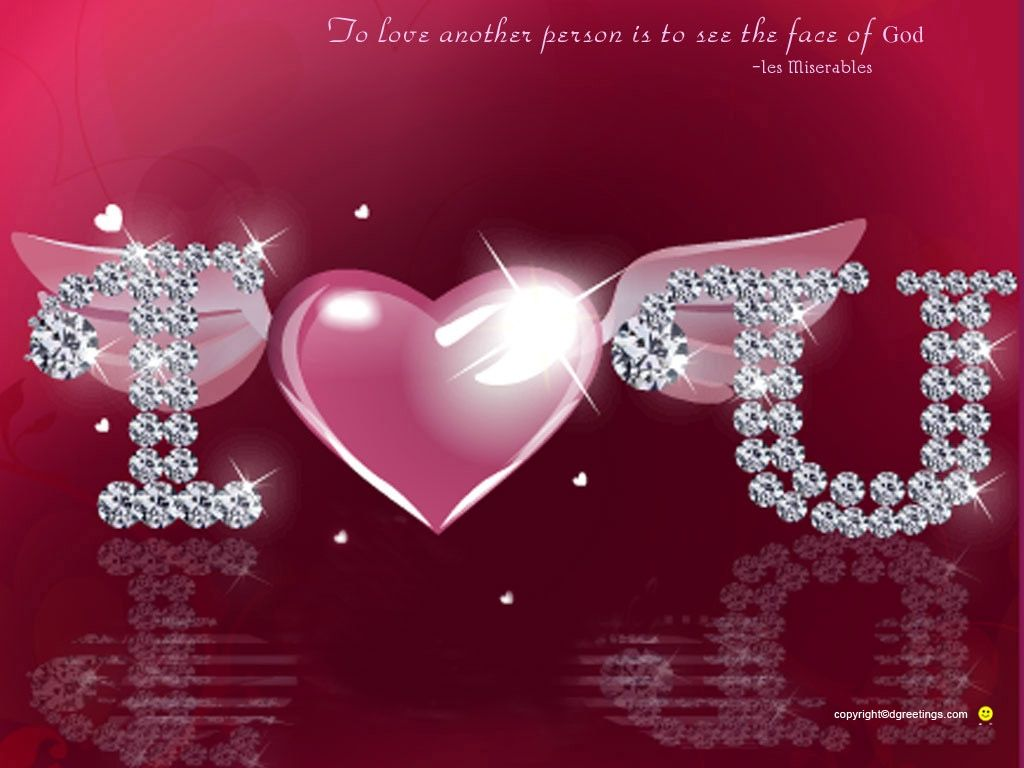 Wallpaper download love you - Pictures Of I Love You