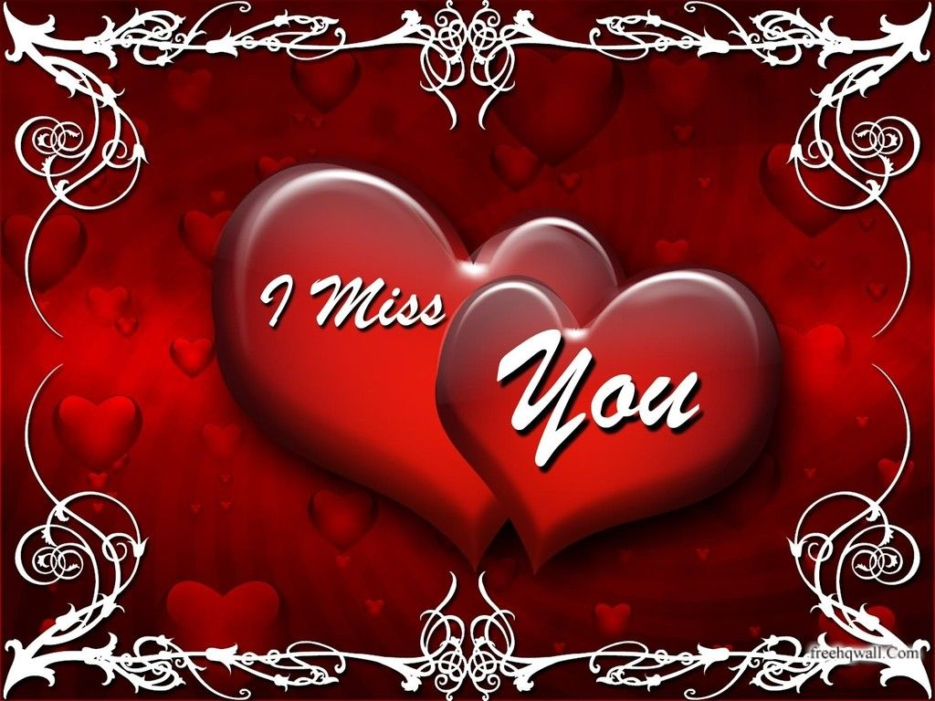 High Quality I Miss You Amazing I Miss You Wallpapers