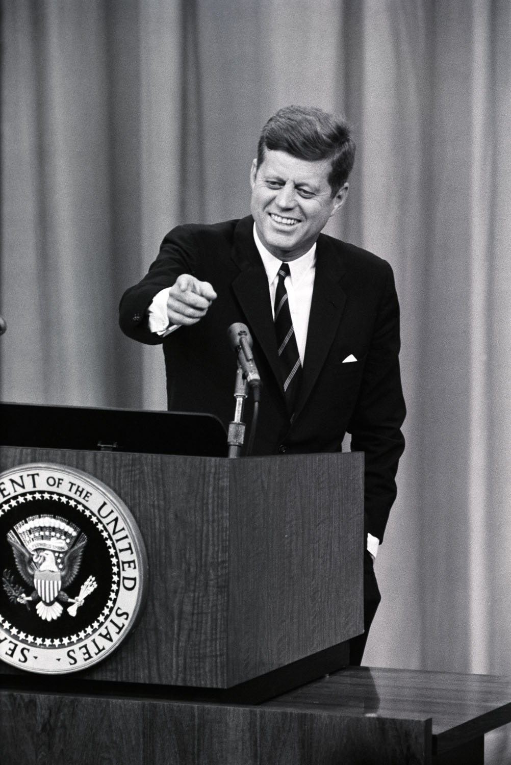 correcting the common misconception about president john f kennedy Enemy of the truth 114 likes the kennedy assassination has produced president john f kennedy invited six civil rights i want to correct those misconceptions.